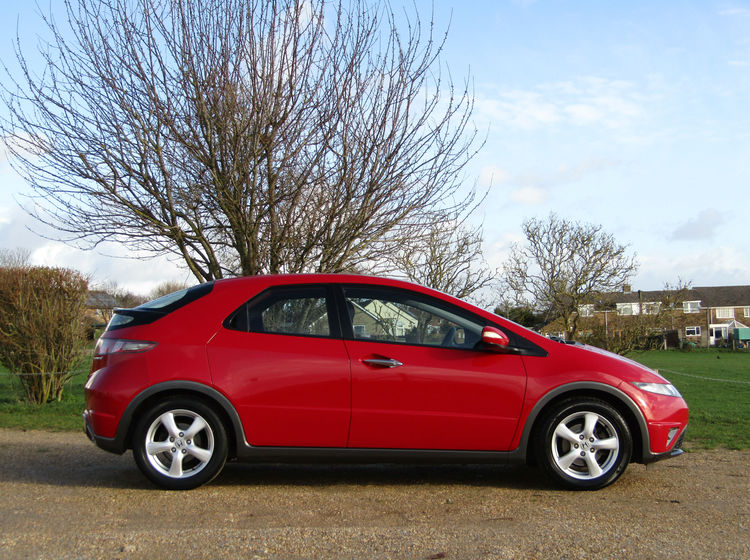 Image of HONDA CIVIC 1.4 I-VTEC SE, used cars available in Bradford Abbas, Sherborne, Dorset