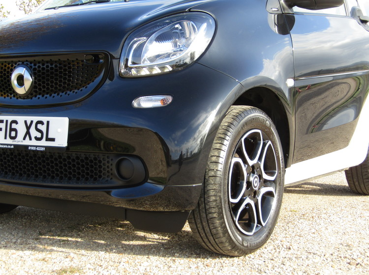 Image of SMART FORTWO 1.0 PRIME (PREMIUM) TWINAMIC AUTOMATIC, used cars available in Bradford Abbas, Sherborne, Dorset