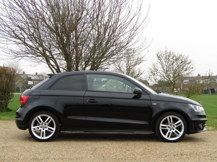 Image of AUDI A1 1.2 TFSI S-LINE , used cars available in Bradford Abbas, Sherborne, Dorset