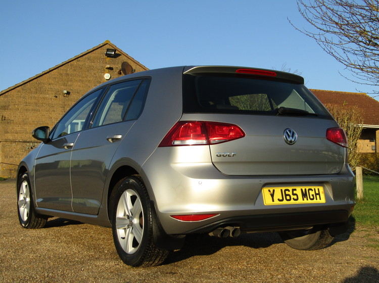 Image of VOLKSWAGEN GOLF 2.0 TDI MATCH BLUEMOTION , used cars available in Bradford Abbas, Sherborne, Dorset