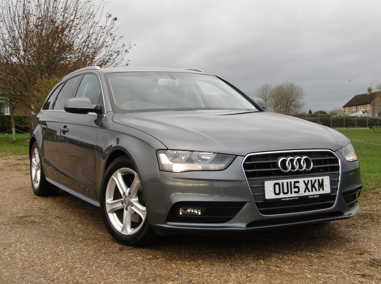 Image of AUDI A4 AVANT 2.0 TDI SE TECHNIK 140bhp, used cars available in Bradford Abbas, Sherborne, Dorset