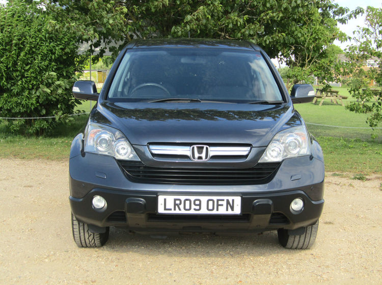 Image of HONDA CR-V 2.2 I-CTDI ES 4X4, used cars available in Bradford Abbas, Sherborne, Dorset