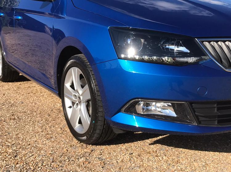 Image of SKODA FABIA 1.2 TSI SEL, used cars available in Bradford Abbas, Sherborne, Dorset