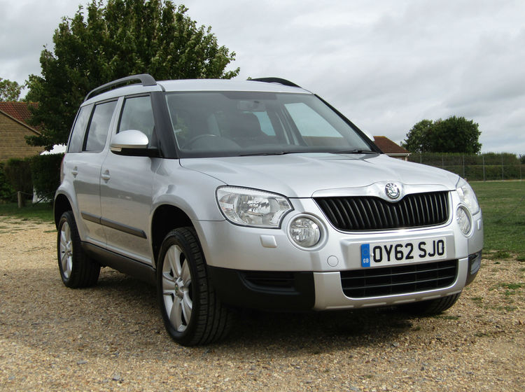 Image of SKODA YETI 1.2 TSI SE PLUS , used cars available in Bradford Abbas, Sherborne, Dorset