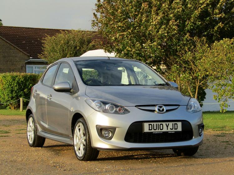 Image of MAZDA 2 1.3 TAMURA, used cars available in Bradford Abbas, Sherborne, Dorset